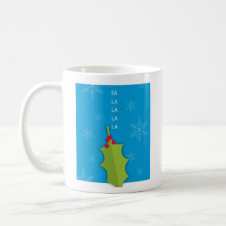Holly Holiday Standard Mug