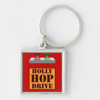 Holly Hop Drive Key Ring