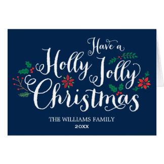 Non-Photo Christmas Cards
