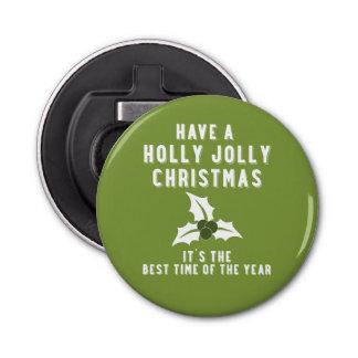 Holly Jolly Christmas | Green