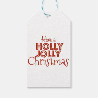 Holly Jolly Christmas   Tags