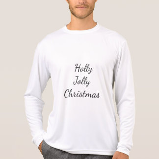 Holly Jolly_Christmas_Wpld--Multi-colors & Styles T-Shirt