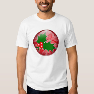 Holly Sprig Tshirt