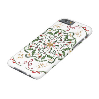Holly Star Phone Case