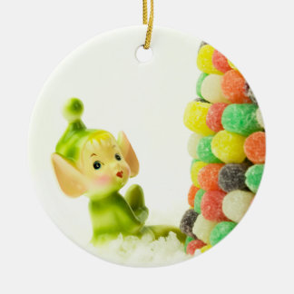 Holly the Pixie Elf Christmas Tree Ornaments