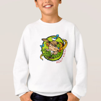 HOLLY WILD Logo Sweatshirt