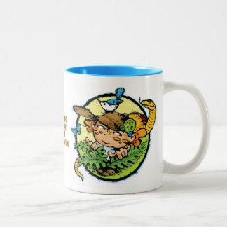 HOLLY WILD Mug Get INTO Nature