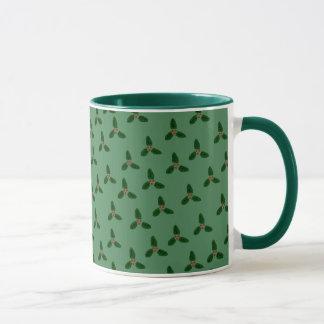 Hollyberry mug