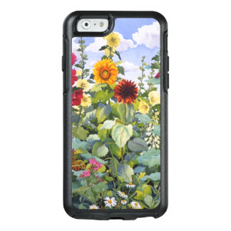 Hollyhocks and Sunflowers 2005 OtterBox iPhone 6/6s Case