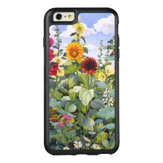 Hollyhocks and Sunflowers 2005 OtterBox iPhone 6/6s Plus Case