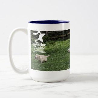 Holly's Half Dozen romp mug