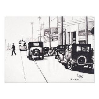 Hollywood 1920s Photo Print