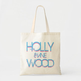 Hollywood and Vine Budget Tote Bag