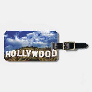 HOLLYWOOD BAG TAG