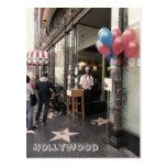 Hollywood Blvd. Postcard! Postcard