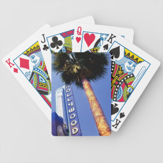 Hollywood Boulevard, Los Angeles Bicycle Playing Cards