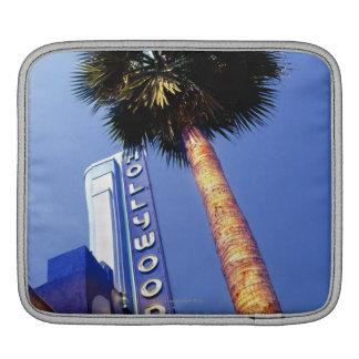 Hollywood Boulevard, Los Angeles iPad Sleeve