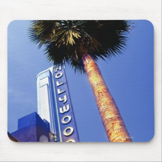 Hollywood Boulevard, Los Angeles Mouse Pad