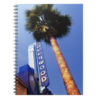 Hollywood Boulevard, Los Angeles Notebooks