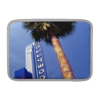 Hollywood Boulevard, Los Angeles Sleeve For MacBook Air