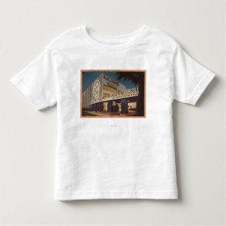 """Hollywood, CA - """"A gay night spot"""" Toddler T-Shirt"""