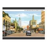 Hollywood, California Vintage Postcard