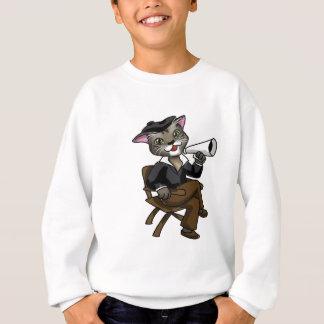 Hollywood Cat Sweatshirt