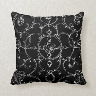 Hollywood Glamour MoJo Cotton Pillow
