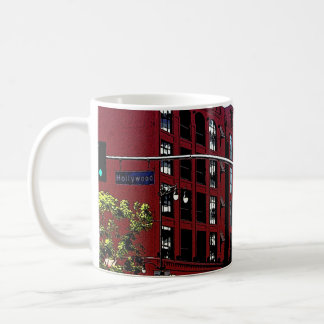 Hollywood Go Coffee Mug