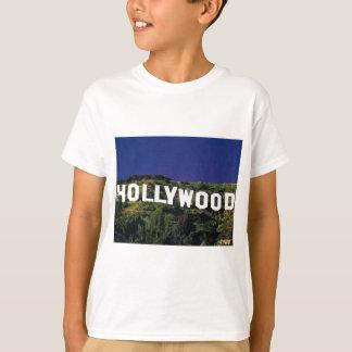 hollywood.jpg t shirts