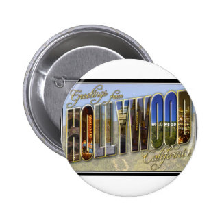 hollywood pinback buttons