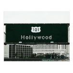Hollywood Post Card