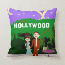 Hollywood Romance Cushion