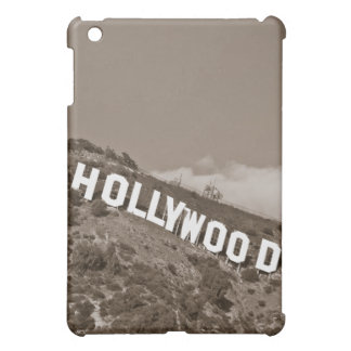 Hollywood Sign iPad Mini Cover