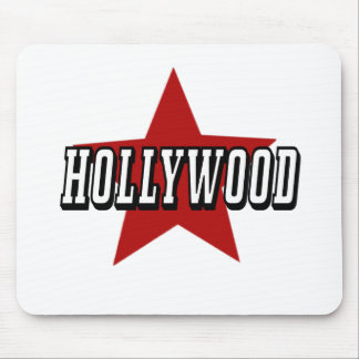 HOLLYWOOD Star Mouse Pad