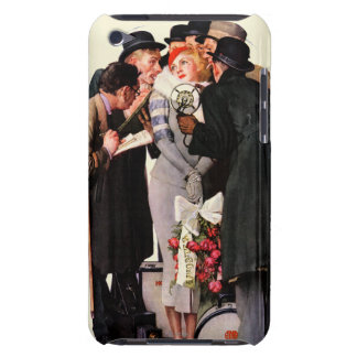Hollywood Starlet iPod Case-Mate Case