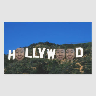 Hollywood Stickers