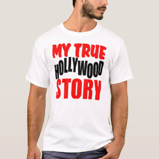 HOLLYWOOD STORY (MyPrymate) T-Shirt