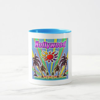 Hollywood Summer Love Mug