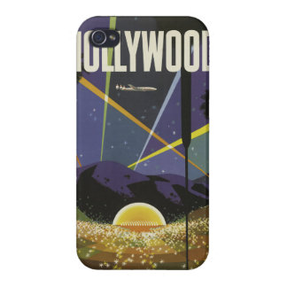 Hollywood USA Vintage Travel cases iPhone 4/4S Covers
