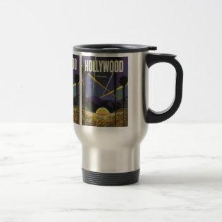 Hollywood USA Vintage Travel mugs