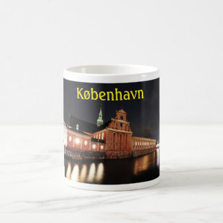 Holmens Church (Kirke) in Copenhagen, Denmark Coffee Mug