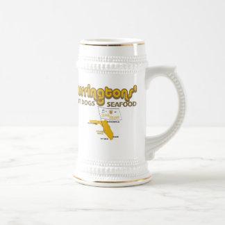 Holmes Beach Curringtons Cerveza Stein