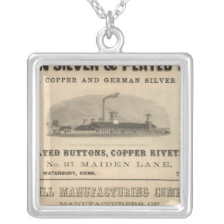 Holmes, Booth and Haydens Silver Plated Necklace
