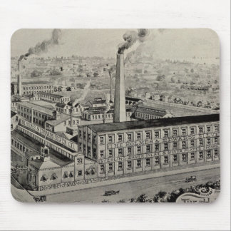 Holmes & Edwards Silver Co Mouse Mat