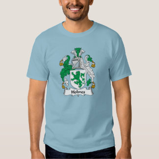 Holmes Family Crest Shirts