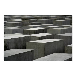Holocaust Memorial Poster