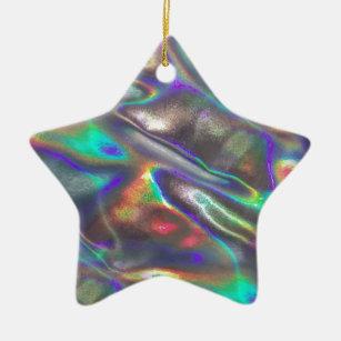 Hologram Christmas Tree Decorations & Ornaments | Zazzle.co.uk