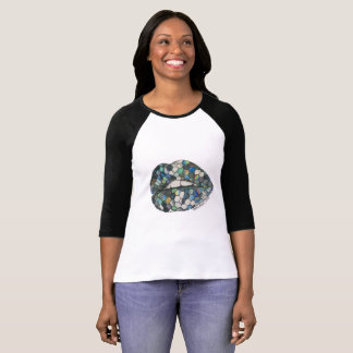 Holographic Lips T-Shirt