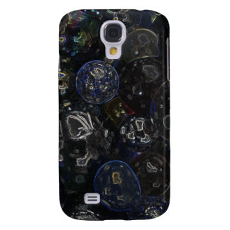 Holographic Marbles Galaxy S4 Case